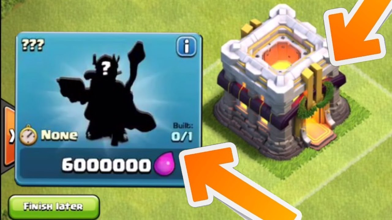 """Clash of Clans - """"NEW"""" HERO UPDATE! TOWN HALL 11 UPDATE ..."""