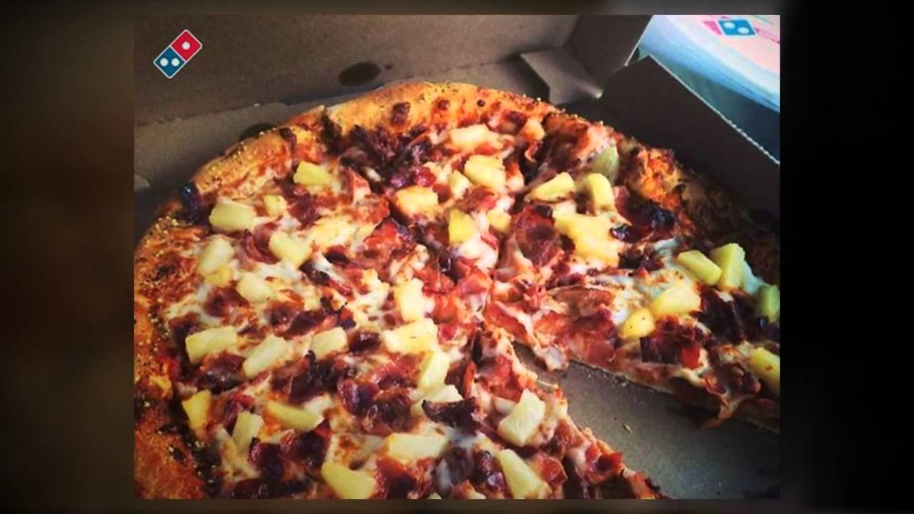 Domino S In Romeoville The Best Pizza Topping Combinations Youtube