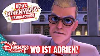 BENIS WEIHNACHTSÜBERRASCHUNG - Wo ist Adrien? | Disney Channel 🎅🐞🐱