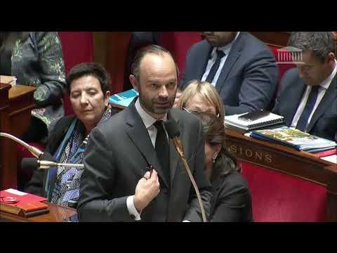 Comité des signataires : question de Phillippe Gomès, réponse d'Edouard Philippe