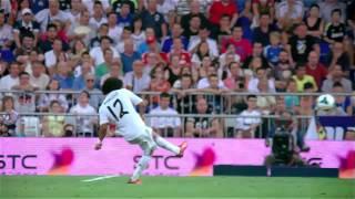 Gol de Isco - Real Madrid 2 Betis 1 - 1ª Jornada Liga 2013 2014