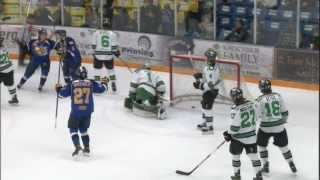 Fort Mc Murray Oil Barons vs Drayton Valley Thunder Feb 25 2014