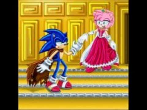 Sonic and amy sonamy love sex - 1 5