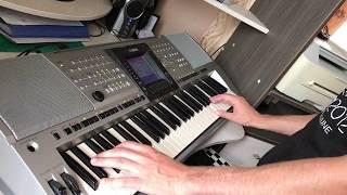YAMAHA-psr3000 (Ну так звучить-Waltz, Polka, Techno )