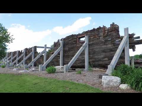 Wisconsin's historic lumber schooners