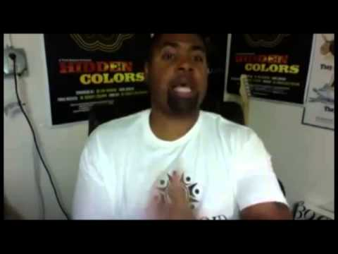 Tariq Nasheed; Black History Month