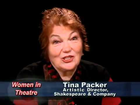 Women in Theatre: Tina Packer, artistic director