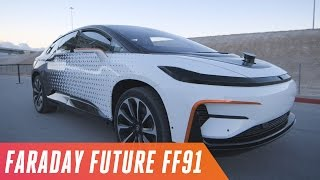 Faraday Future FF91 first drive