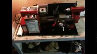 Mini-lathe Stand Part1