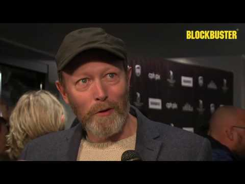 Lars Mikkelsen  verdenspremiere på Dr. Strange