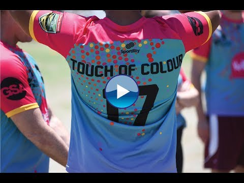 KidsXpress Touch of Colour 2017