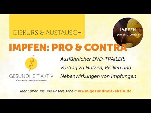 IMPFEN - pro und contra - ausführlicher Trailer zur DVD
