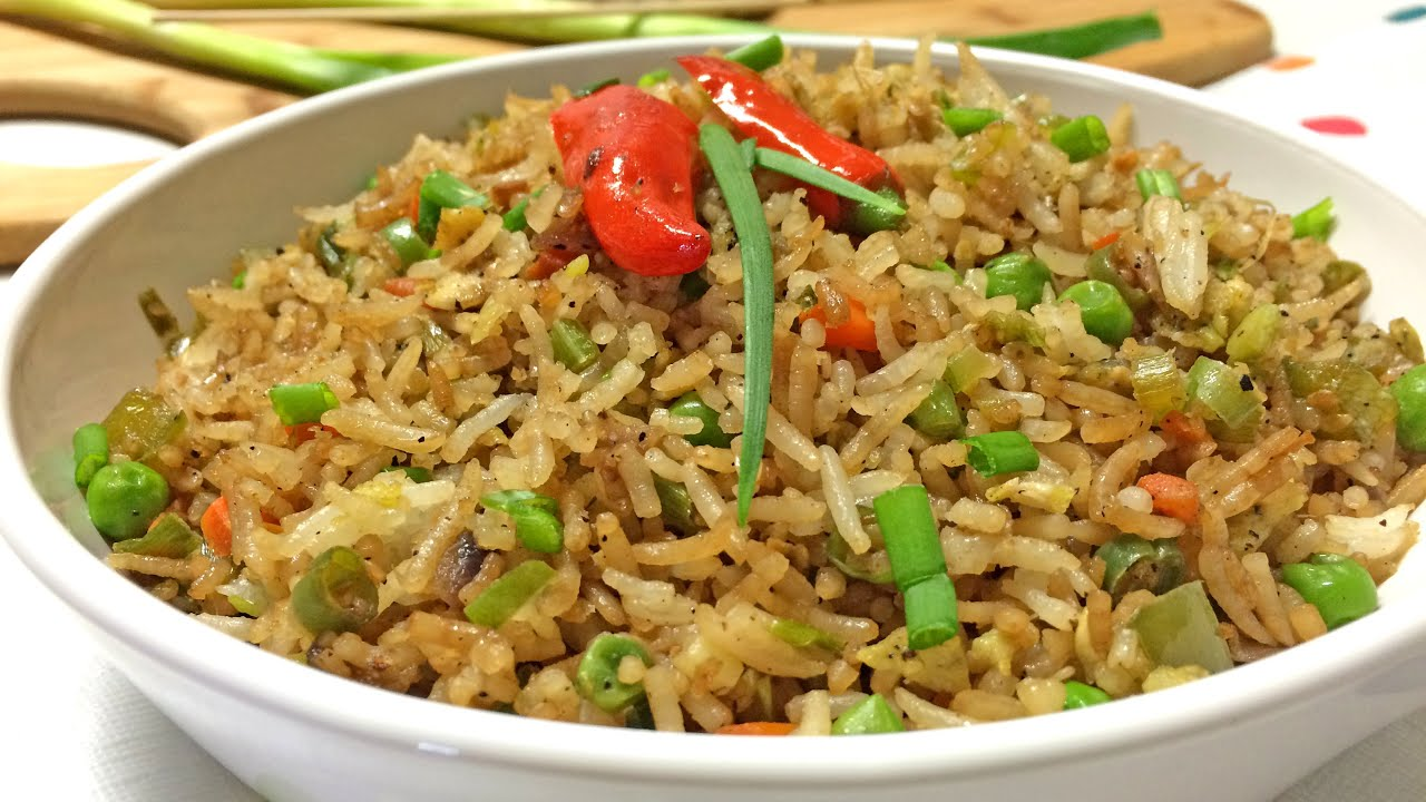 How to make perfect fried rice youtube how to make perfect fried rice ccuart Images