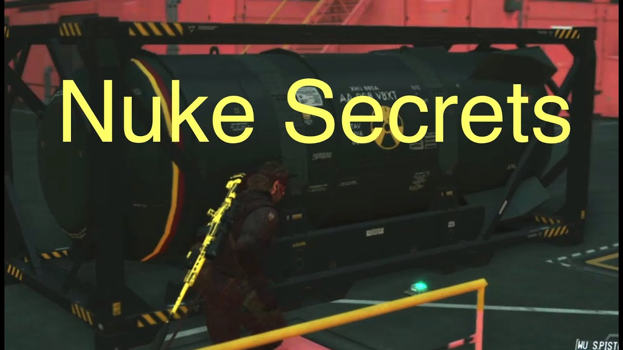 Metal Gear Solid V: The Phantom Pain - Secrets and Easter Eggs