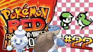 "Pokemon Red Randomized Nuzlocke EP 22 - ""SO MUCH ICE CREAM!"""