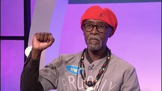 SNL' Don Cheadle Plays Spike Lee in 'Celebrity Family Feud' Parody