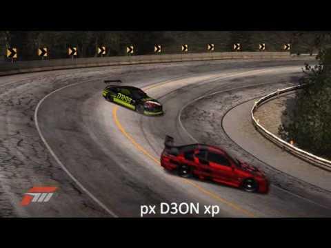 "Forza Motorsports 3 ""Ace Drifting"""