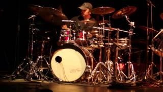 marcelo alegria solo de bateria festival de bateristas b3 drumfest coquimbo chile