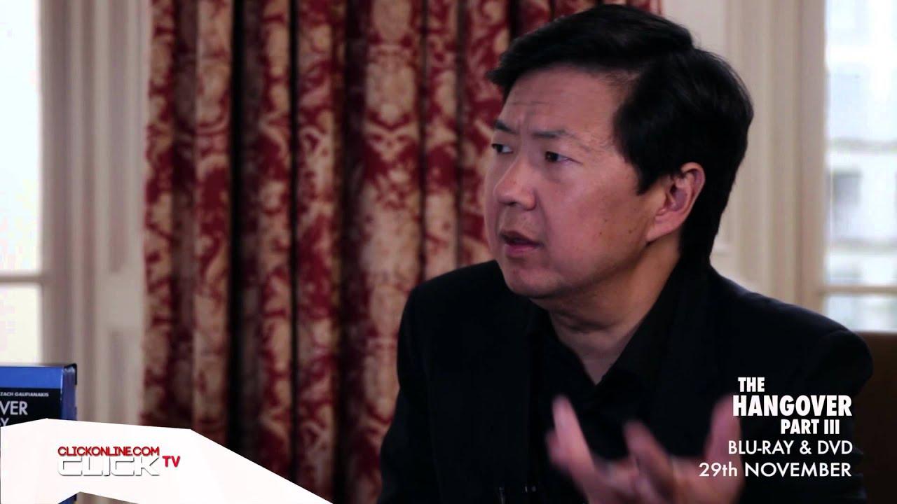 Download Ken Jeong Video Interview - Talking Chow