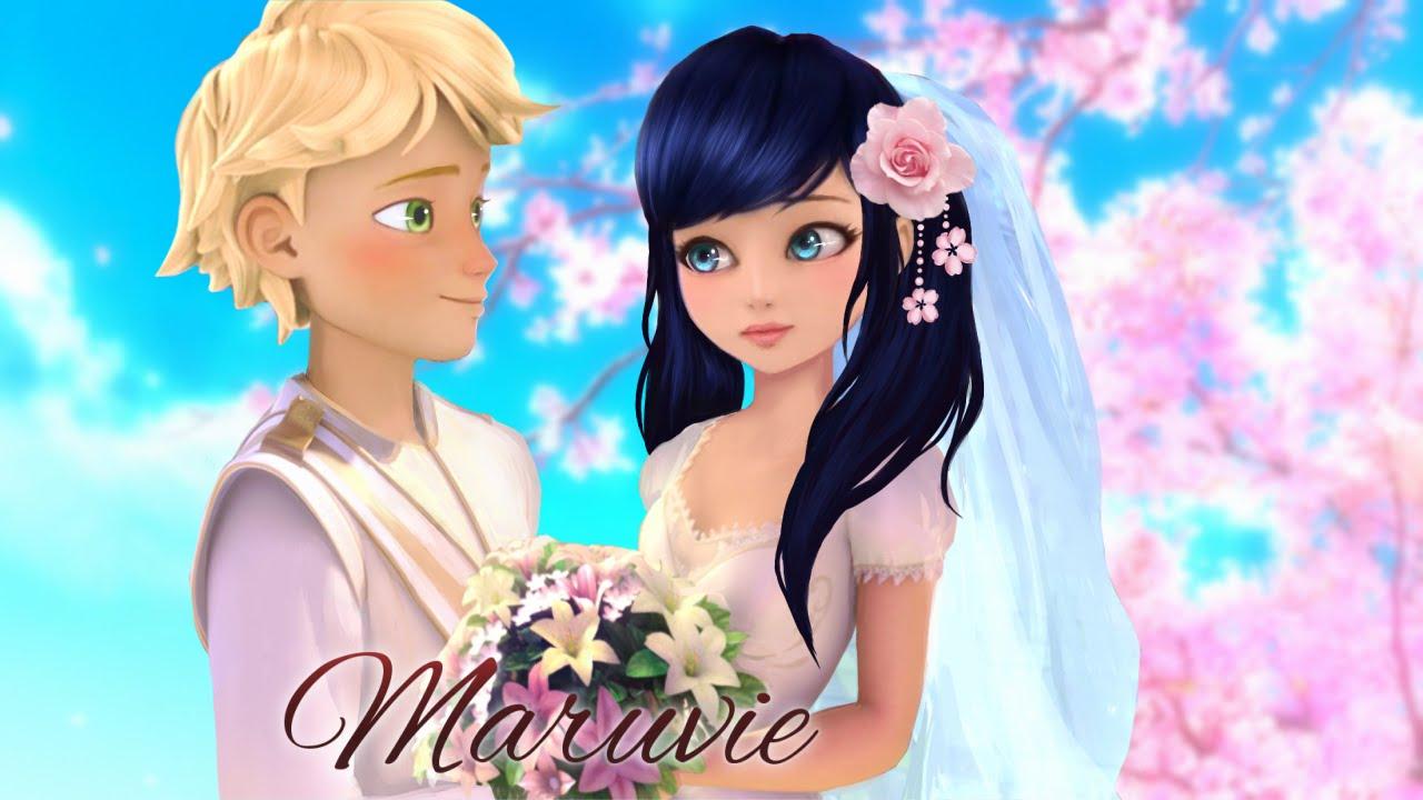 Wedding ♥ | Mari x Adri's Wedding Ceremony! Speedpaint