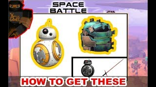 Roblox Space Battle Event - How to get BB-8 & Space Battle Helmet (+2 Free Hats in Catalog)