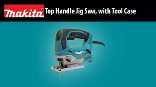 MAKITA Top Handle Jig Saw Thumbnail