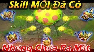 Update LMHT: HOÃN LÀM LẠI KĨ NĂNG TEEMO để Thử Nghiệm, Giảm Sức Mạnh Akali và Master Yi Thảm Khốc