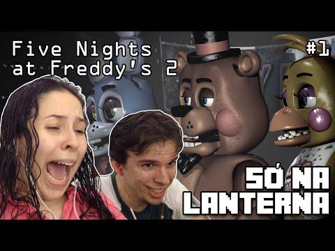 Five Nights at Freddy's 2 - Mais Tenso que o FNAF 1 - Jogando de2