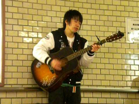 佐々木勇太 路上 歌うたいのバラッド