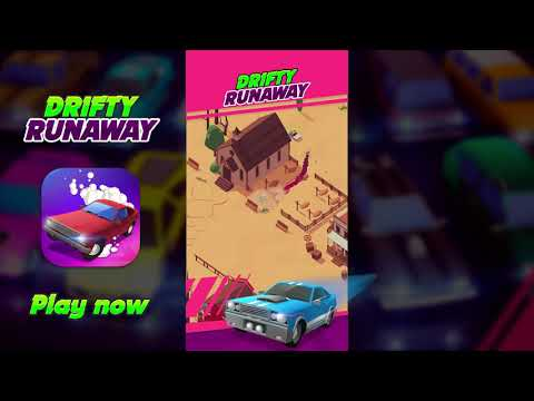 Drifty Runaway - Step on the gas! ANDROID & IPHONE Game