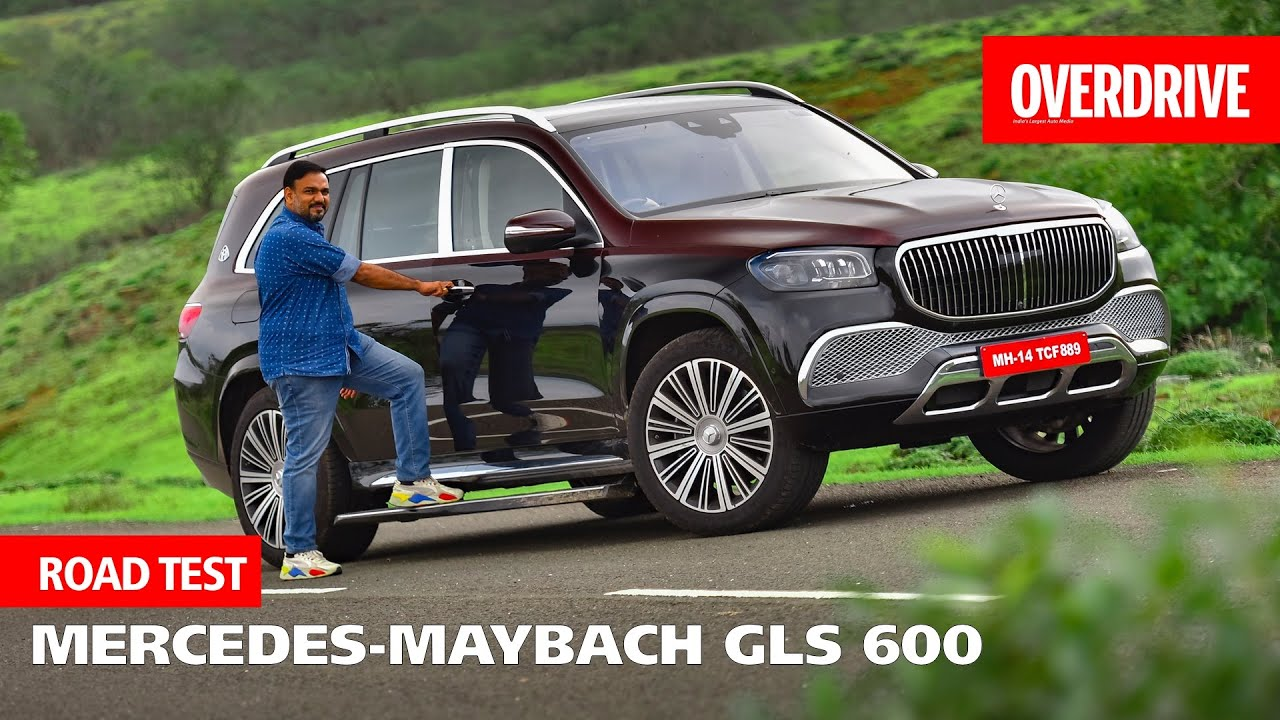 EXCLUSIVE: Mercedes-Maybach GLS 600 review - a rolling advertisement of your wealth | OVERDRIVE