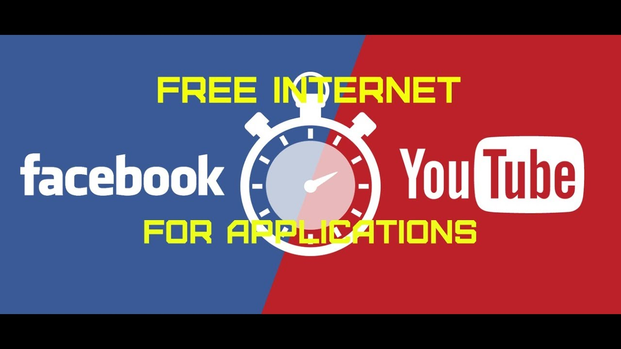 FREE INTERNET SMART/unlimited Internet on apps YouTube,Facebook,Play  store,100% Working
