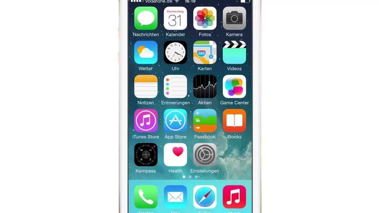 iphone benachrichtigungston