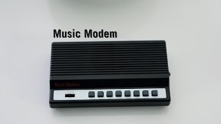 Music Modem from ThinkGeek
