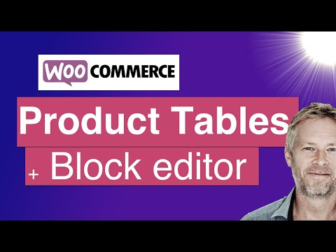 Easy WooCommerce Product Table (2019) thumbnail