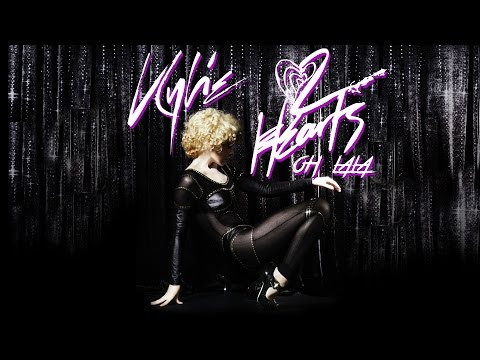 KYLIE MINOGUE vs GOLDFRAPP vs TOWA TEI  2 HEARTS OOH LA LA  MASHUP