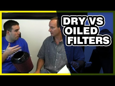 Dry Vs Oiled Filters: What is the difference? (Interview)