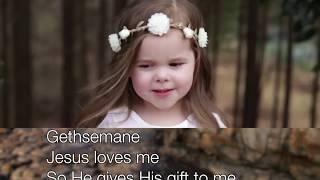 Gethsemane ~ Claire Ryan ~ lyric video