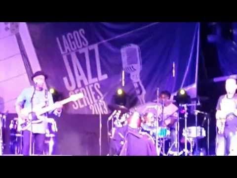 BUYAMTICKETS.COM: Marcus Miller at The FPH Lagos Jazz Series Event