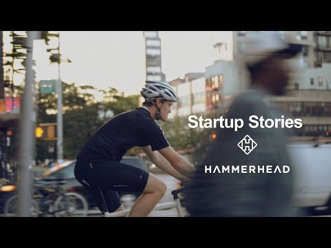 """Startup Stories - Hammerhead """"A software company unafraid of hardware"""""""