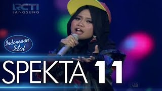 Video AYU ft. ANANTA VINNIE - SEPARUH NAFAS (Dewa) - Spekta Show Top 5 - Indonesian Idol 2018 download MP3, 3GP, MP4, WEBM, AVI, FLV Oktober 2018