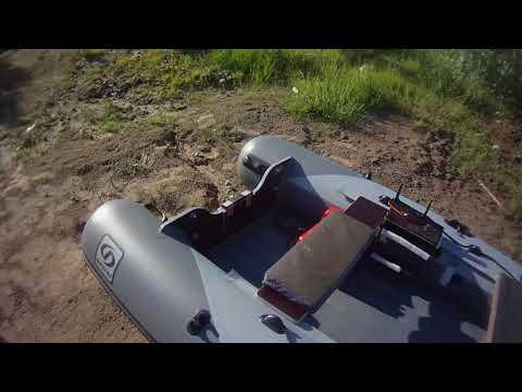 Лодка ПВХ Фрегат 330 Air НДНД обзор на ИРТЫШЕ