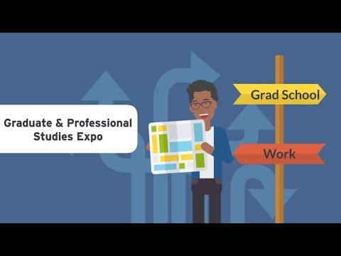 Graduate & Professional Studies Expo (GPSE) | Career Centre