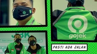 NDX A.K.A X GOJEK INDONESIA - J3K ( Jaga Kesehatan Kebersihan Keamanan )