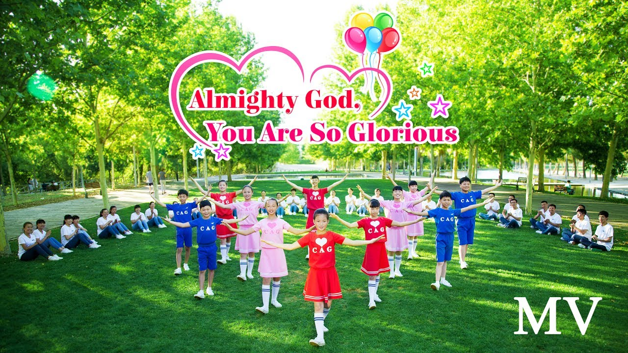 "Christians Worship and Praise the Lord | ""Almighty God, You Are So Glorious"" (Christian Music Video)"