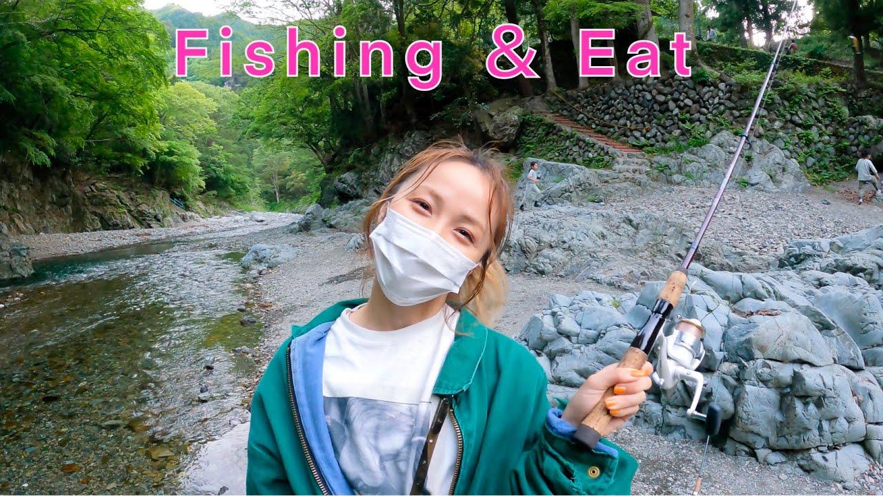 【二人で】可愛いお魚を美味しくいただく🐟  🍚