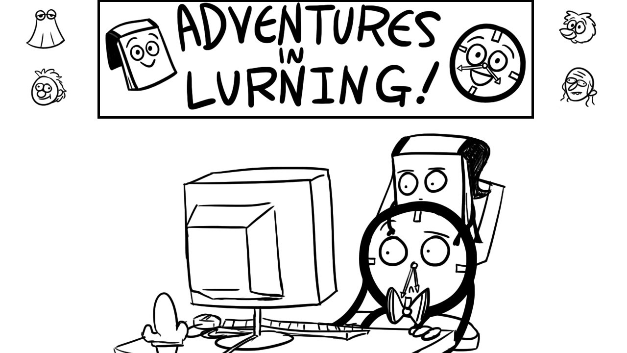 Download Sketchbook and Tony Adventures - Episode 1: Oh My Lord...