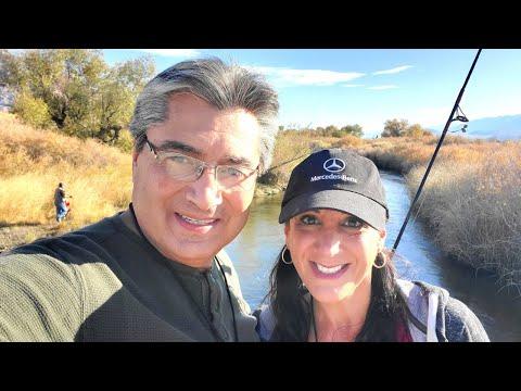 Bishop California Fishing Trip - Big Pine CA