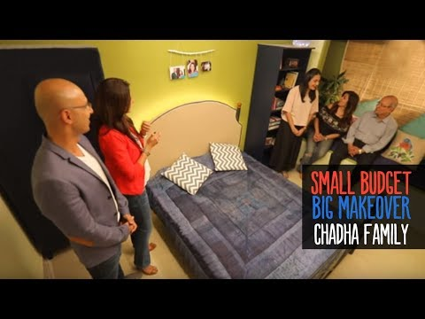 Small Budget Big Makeover Season 2 Ep1 Mini - The Chadha Family
