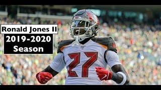 Ronald Jones II || 2019-2020 Season Highlights || Tampa Bay Buccaneers